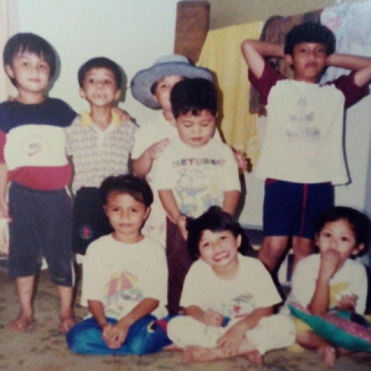Throwback SemasaKecil ...