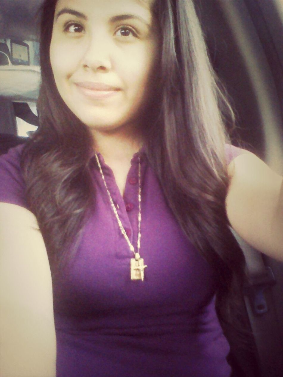 It Was A Purple Shirt Day