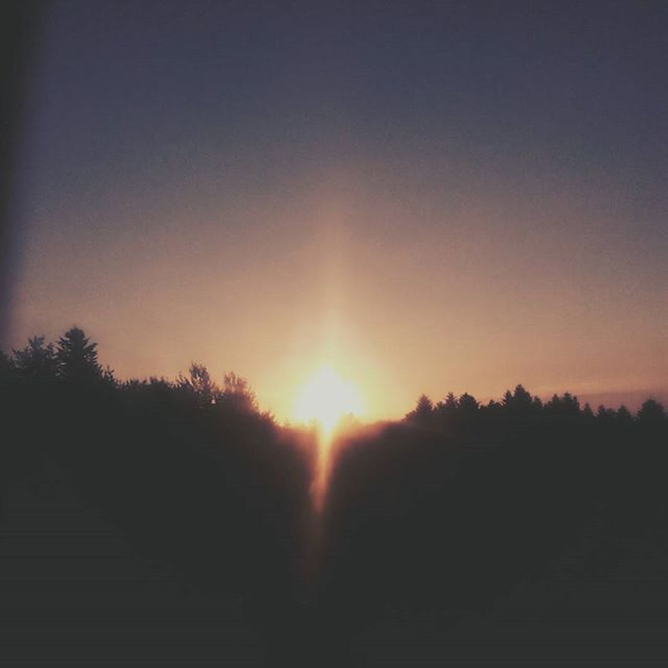 Takie Widoki Tylko W Drodze Do Szkoły O 6rano Wschod Słońca 😃😃😄😄😀😎