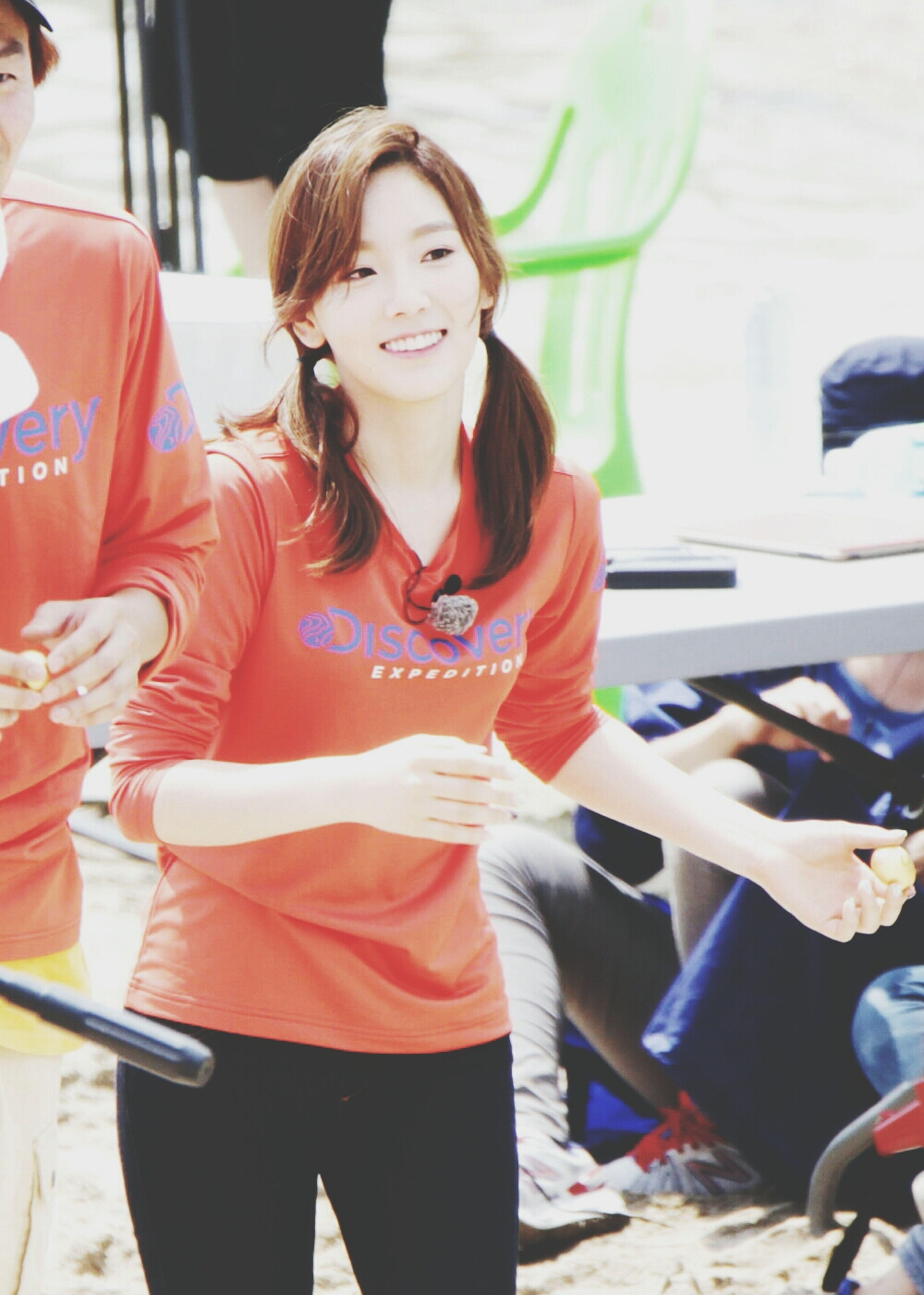 Kim Taeyeon in Running Man [ KimTaeyeon  Taeyeon SNSD Girlgeneration ]