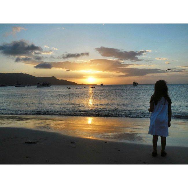 Betosalvestrini Beach Margarita JuanGriego Sunset Art Quickphoto Rcnocrop Showcase April Blue Wave