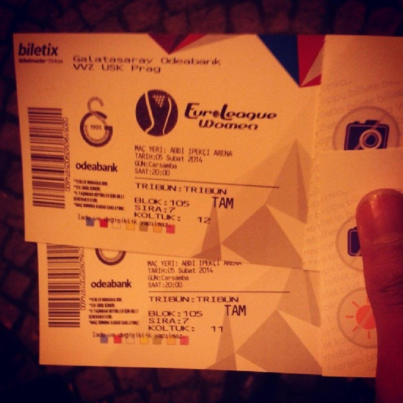 Sevda soguk dinlemez Ticket Women Basketboll 1tl funny happy euroleague women galatasaray uA