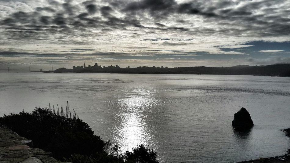 San Francisco San Francisco Bay Clouds And Sky