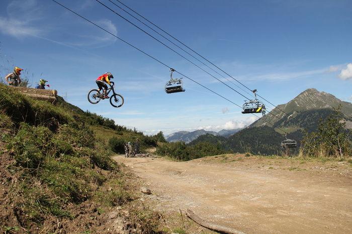 That's Me Downhill Bikepark Freeride