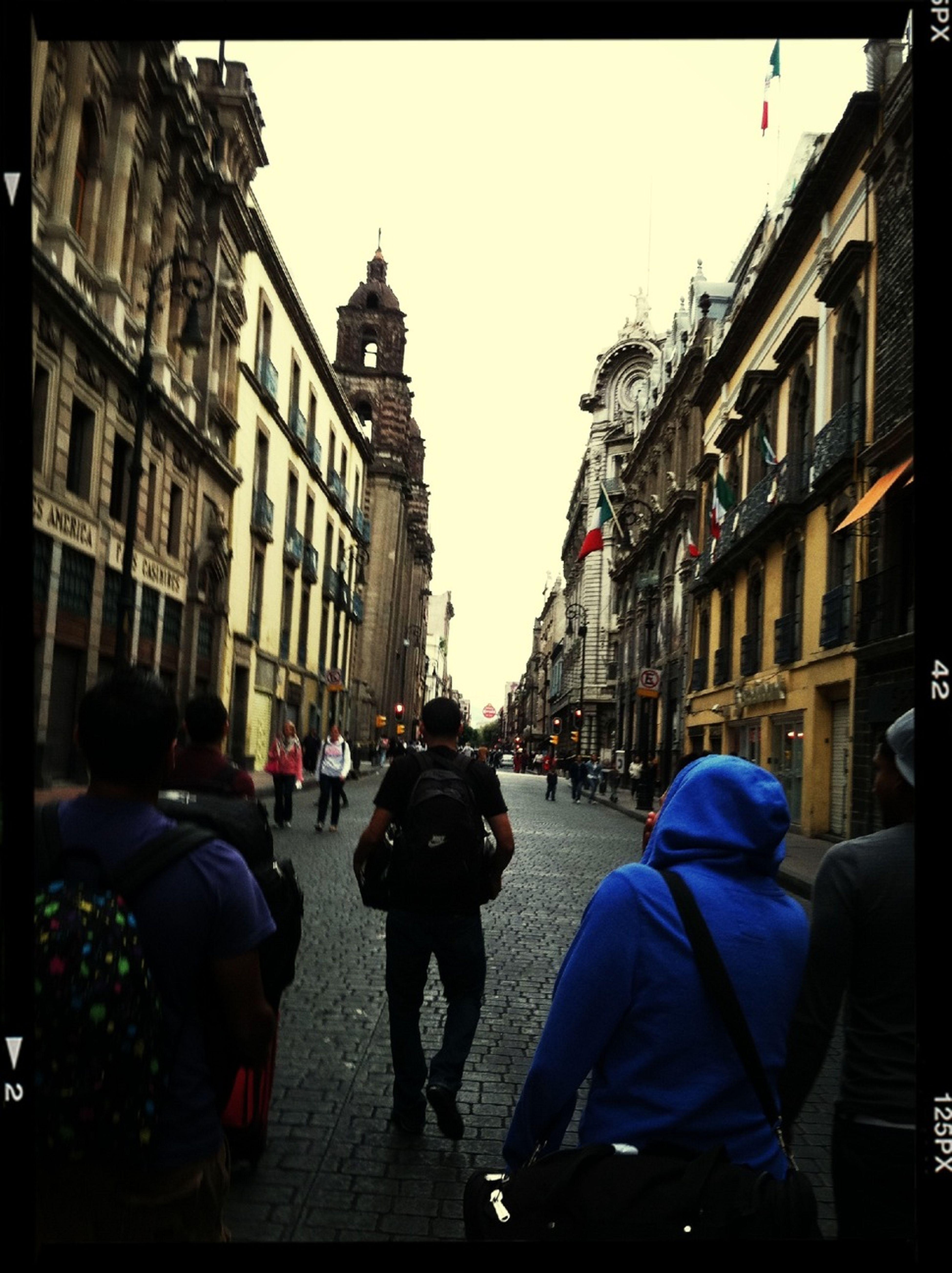 How I Miss Mexico City