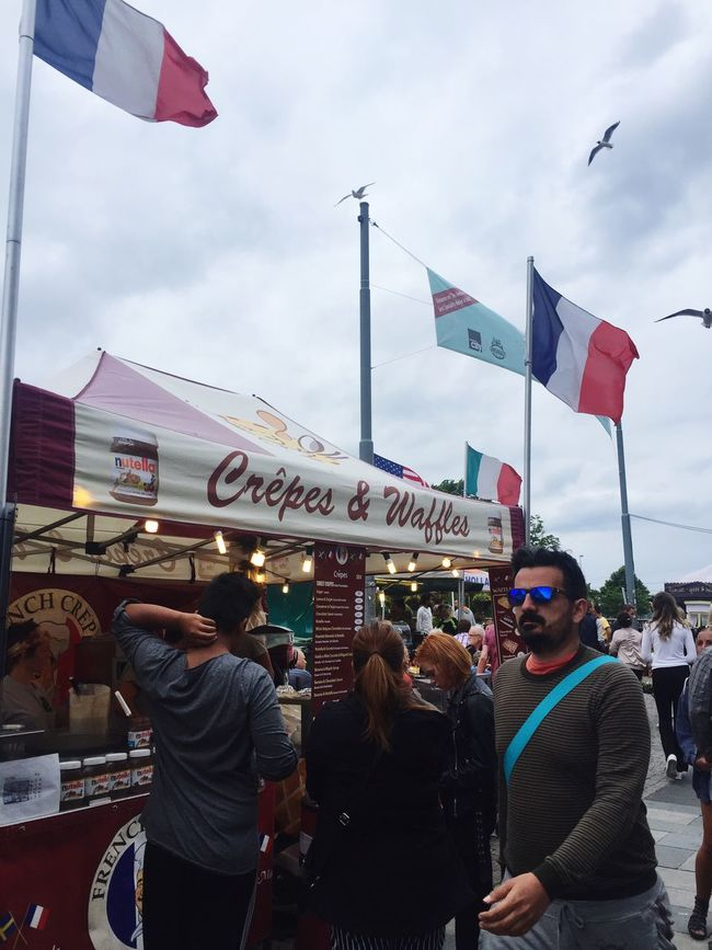 Without Edit ^^ Crowded International Food International Food Festival