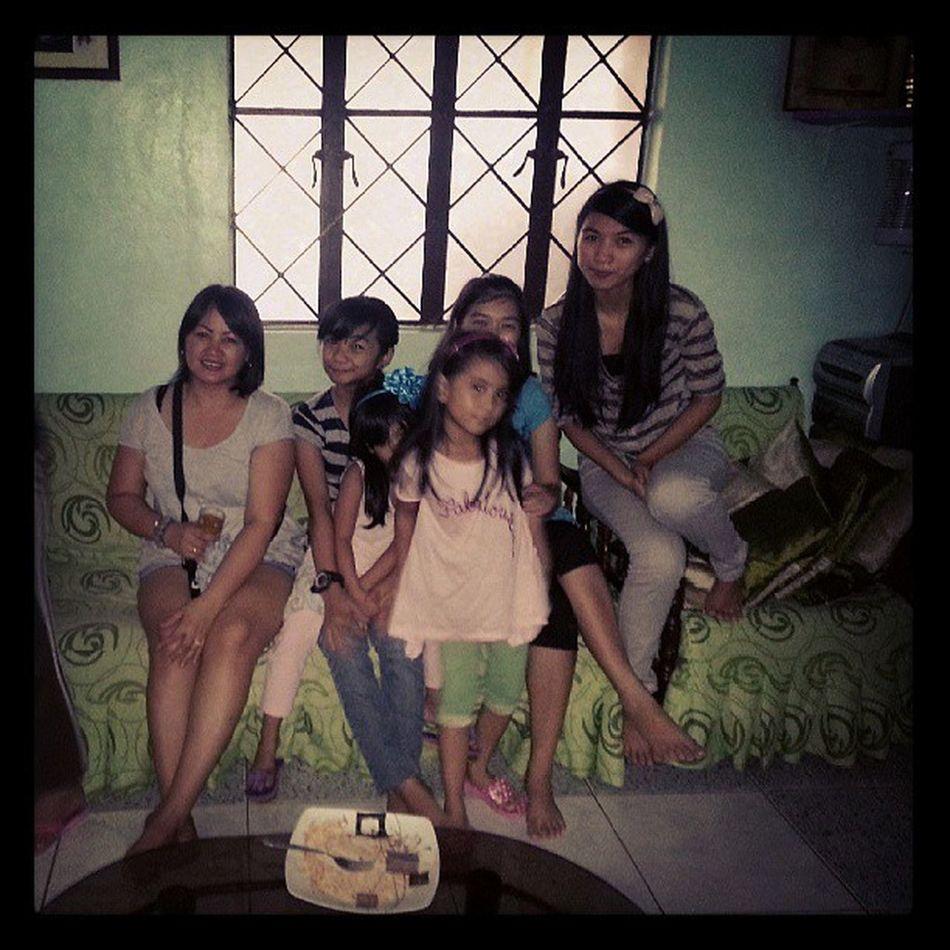Where's the birthday girl? LOL! :D HappyBirthday 4thBirthday Family Iger friday tgif manyhashtags