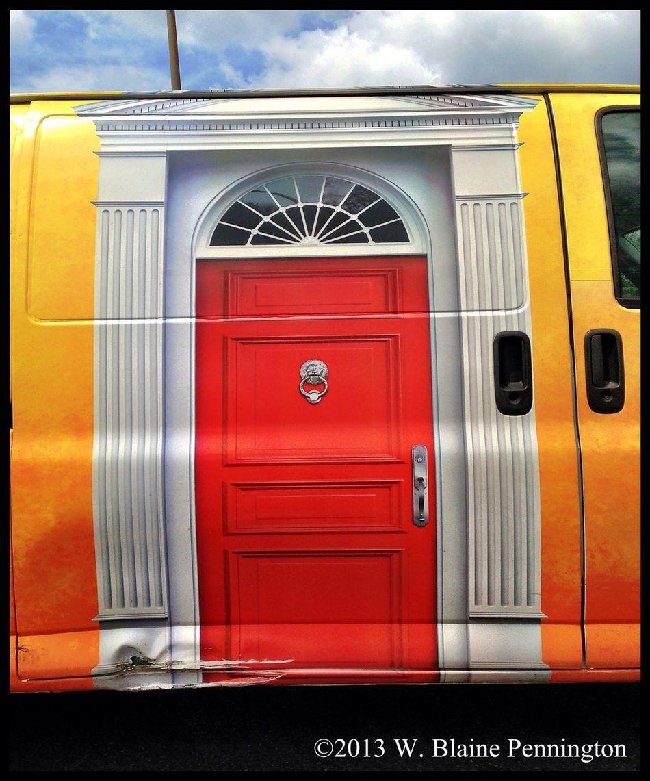 Door, Door, Door.