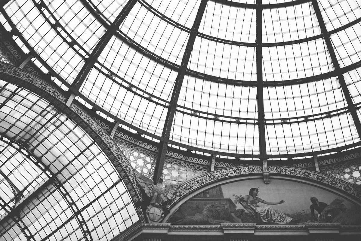 Italy Milano Piazza Del Duomo Architecture Architecture_bw Lines Blackandwhite Photography Bnw