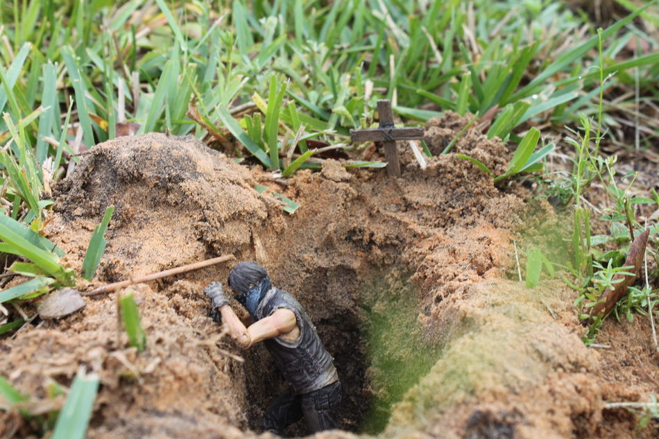 The Walking Dead Thewalkingdead Daryldixon Daryl Dixon Toyphotography Toy Photography