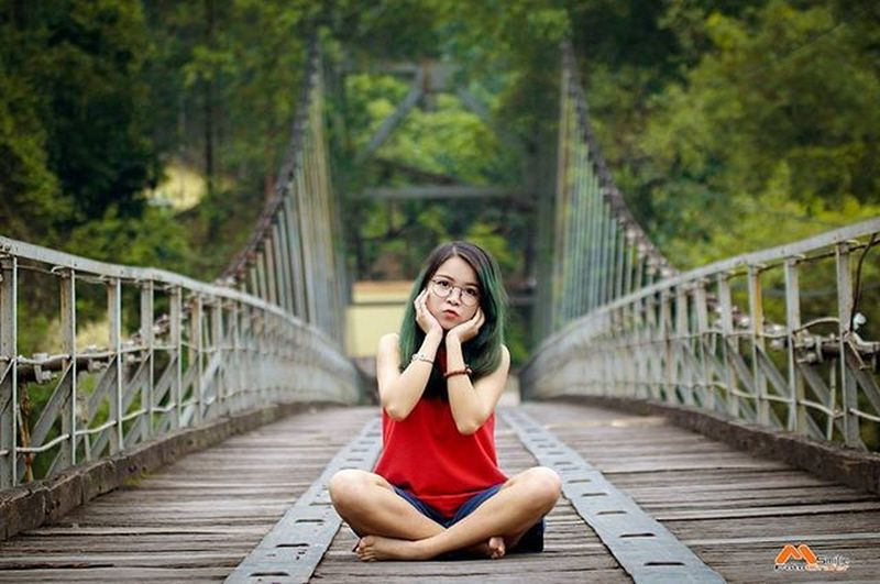 Chiều bên cầu treo --- 👉 Mọi chi tiết xin liên hệ: 📷 Photo: MinhSmilie 📱Tel: 0906185552/0903458794 💬 zalo / facebook / insta --- Cầutreo , Song , Song công