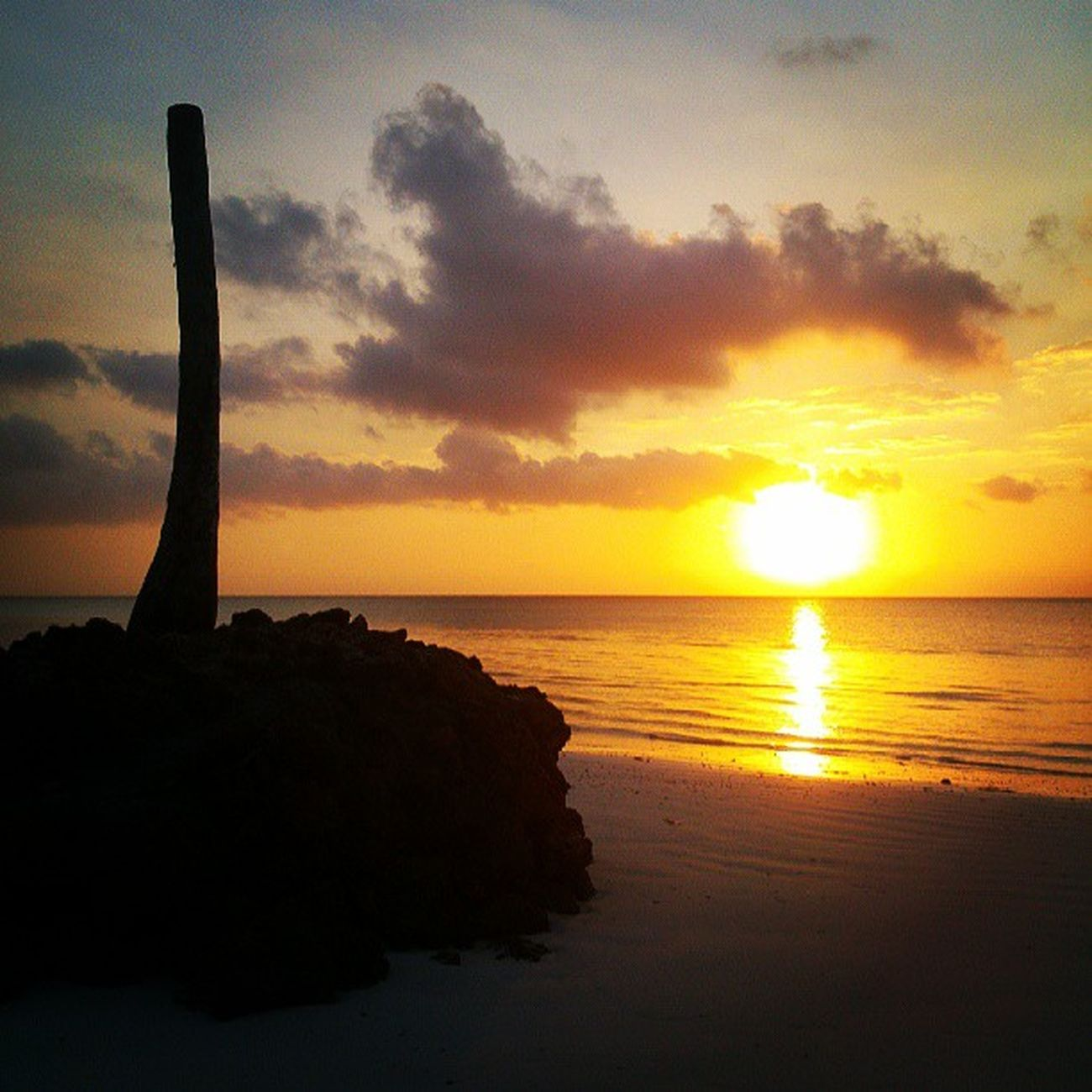Sunrise in Zanzibar.. Xperiap Sony_xperia ShootingAfrica AEP