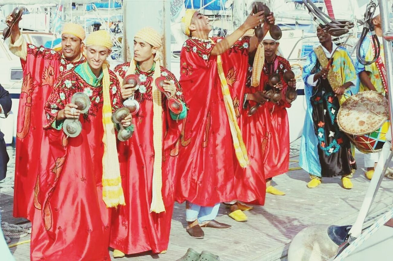 What Does Music Look Like To You? Gnawa Music Morocco SPIRITUAL HEALING