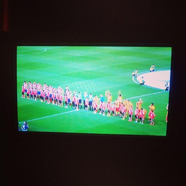 FCB FCBarcelona  Supercopa Atleticomadrid mésqueunclubherewego