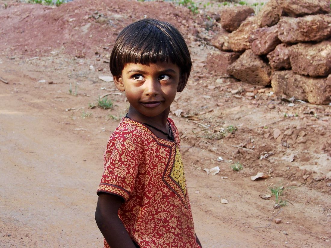 Beautiful girl I met on the streets of South West India Beautiful Eyes Child Childhood Colorful Cute Girl India Kid One Girl Only People Portrait Sunlight And Shadow Travel