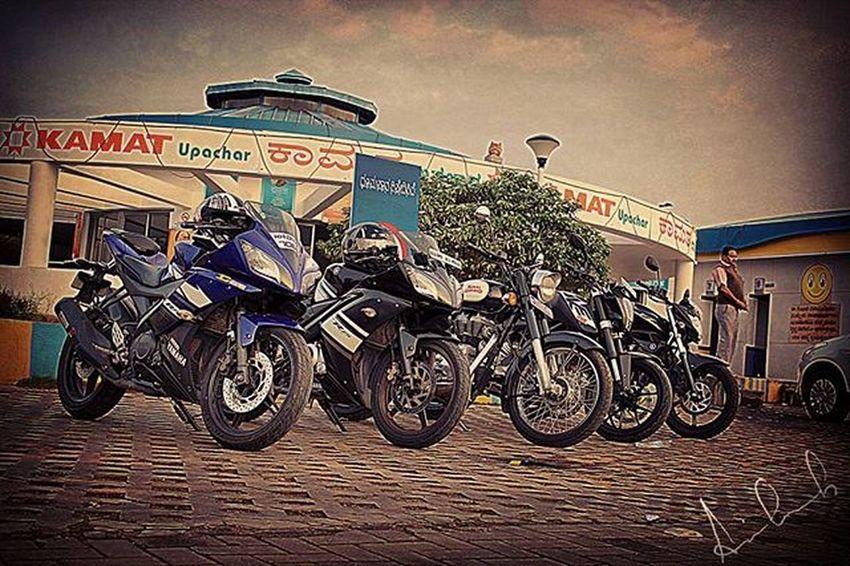 SundayMornings 5amfantasy Bikers Pistonheads