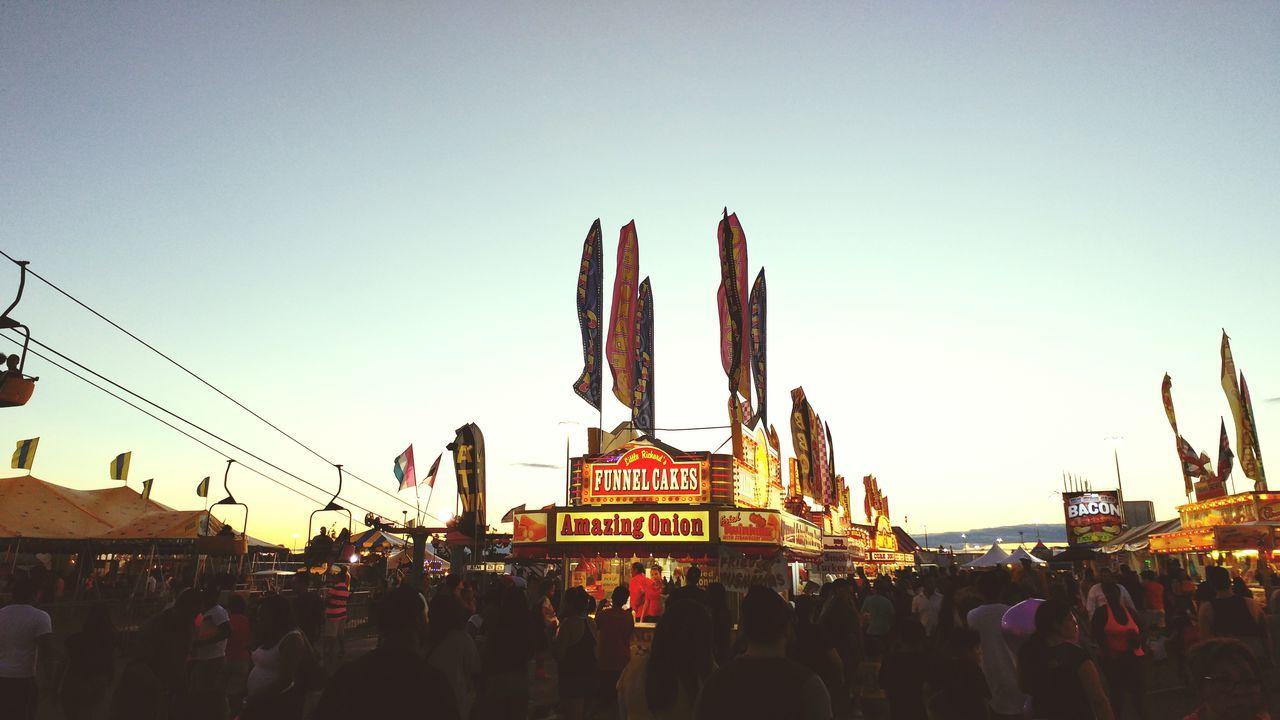 Fair MetLife Stadium Nightphotography Nj State Fair