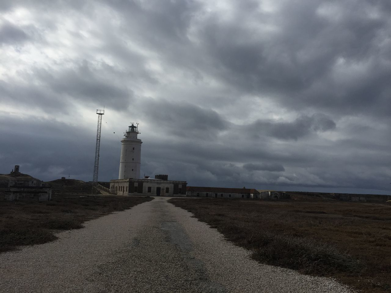 Architecture Built Structure Cloud - Sky Day Landscape Lighthouse Nature No People Outdoors Sky SPAIN Storm Cloud Travel Travel Destinations EyeEmNewHere