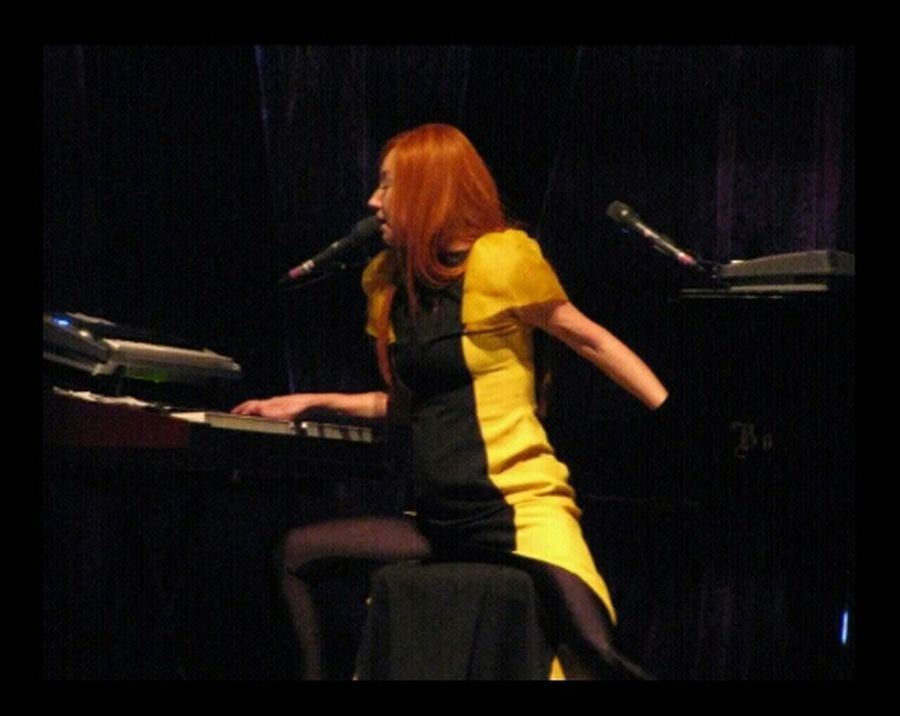 Tori Amos 8/2010 Minneapolis. These photos I posted were taken by me. Eyes And Ears: My Pics' Soundtrack Tori Amos