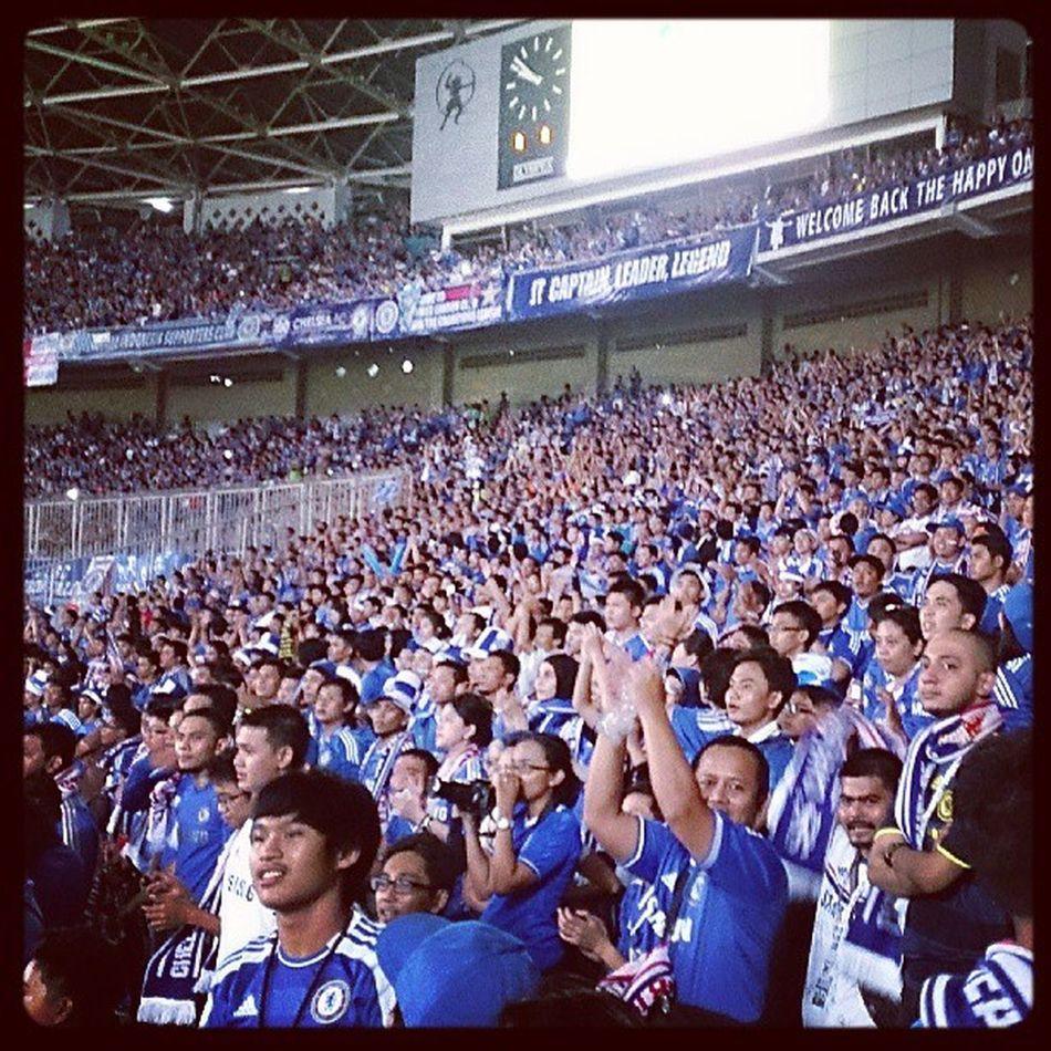 CFCtour Chelsea INDONESIA Cisc