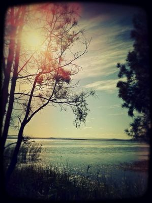 iPhoneography at Long Jetty by Gina Lynch