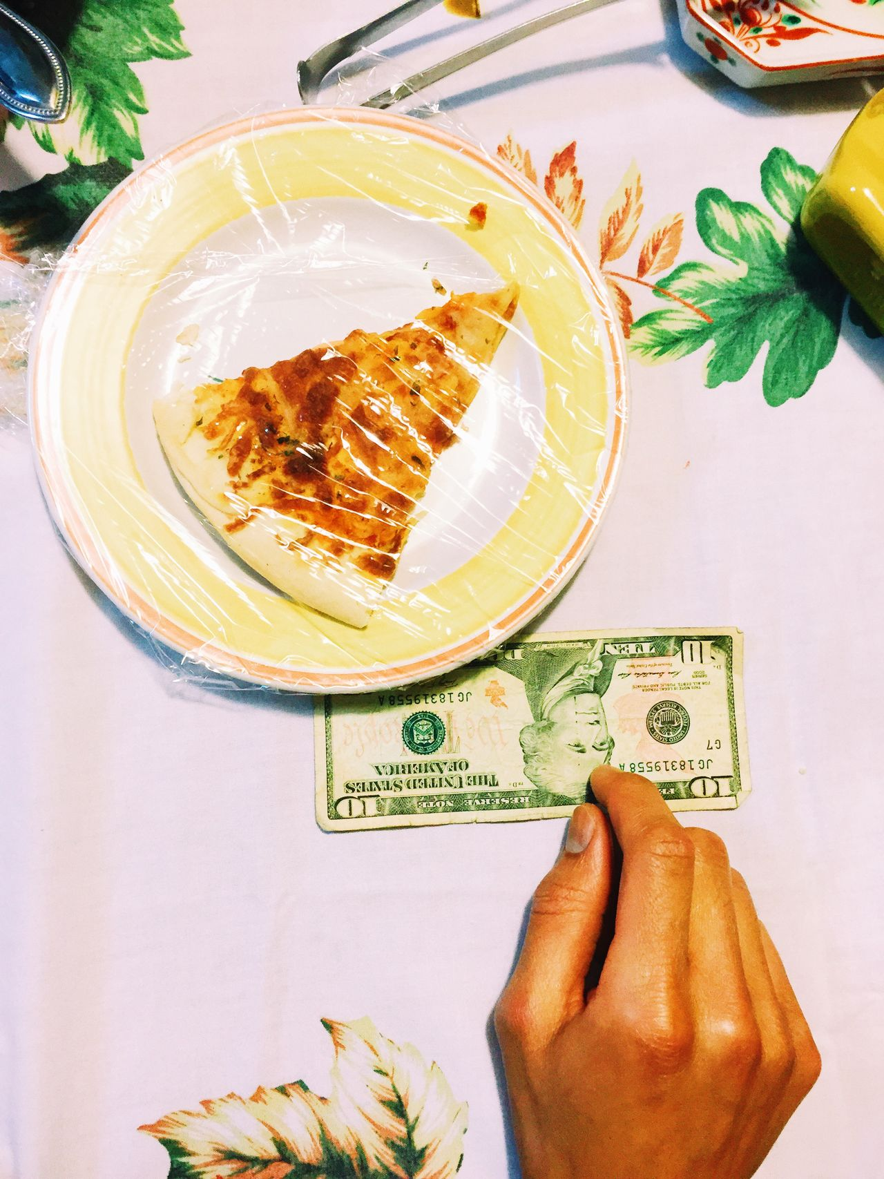 Beautiful stock photos of pizza, American Ten Dollar Bill, Cropped, Currency, Finance