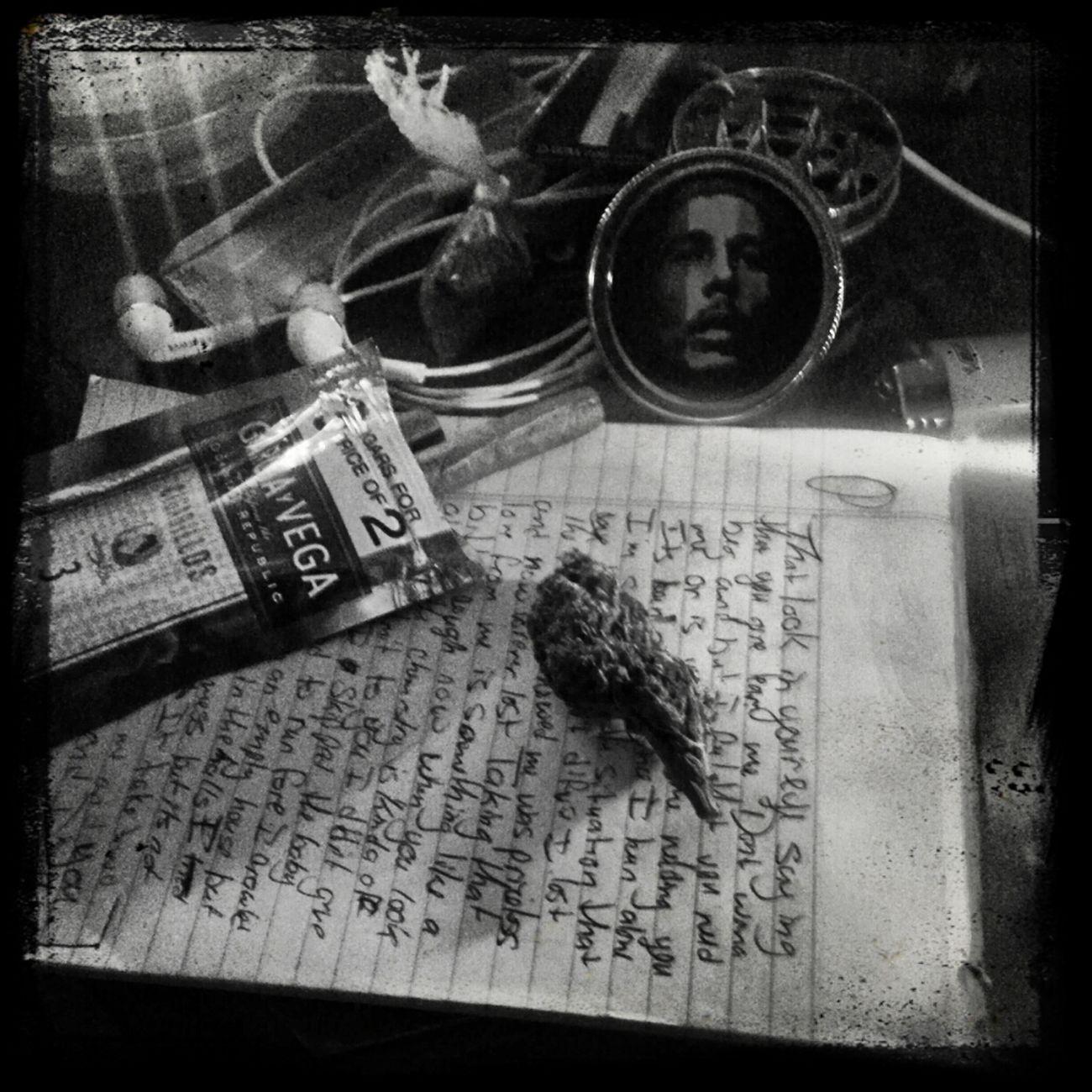 Working Hard Music Candles Smoking Weed Bob Marley Weed DOPE Memphis Stoner BFR TheSmokeyKiss