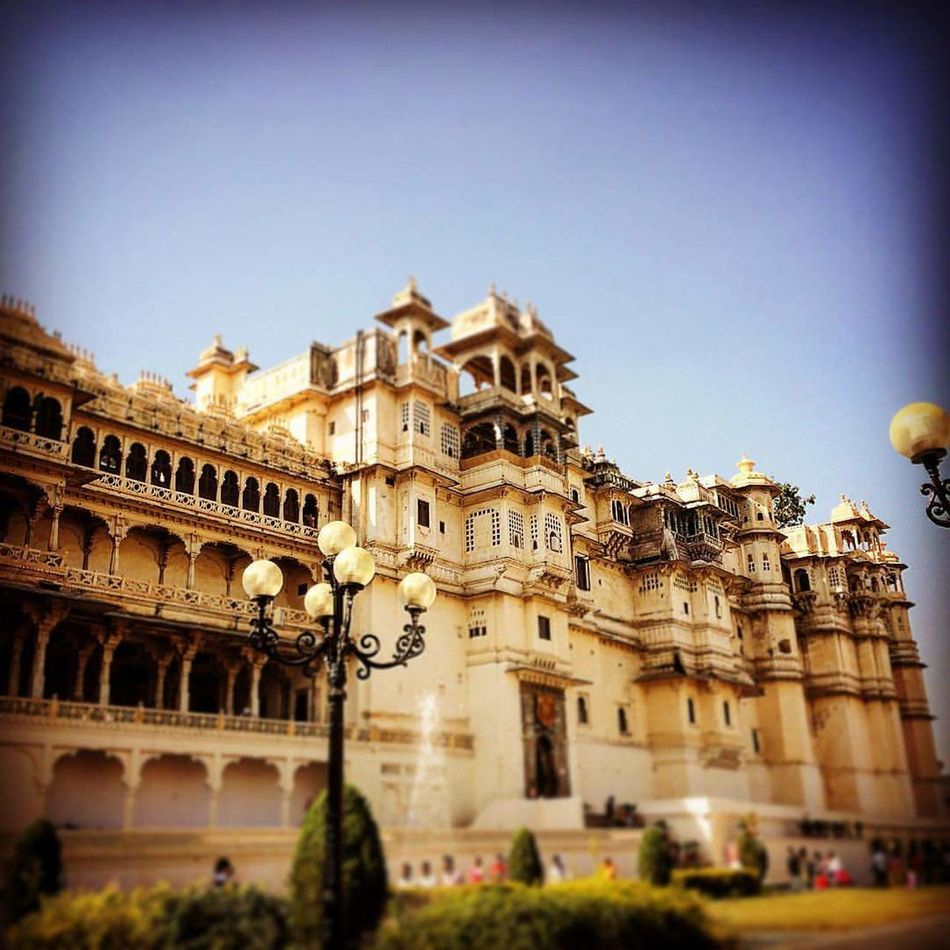 Udaipur Palace Architecture Travel Destinations King - Royal Person EyeEm Team Eyeem Photography EyeEm Best Shots Building Exterior Welcometoindia Wanderlust Traveller EyeEm Gallery EyeEm