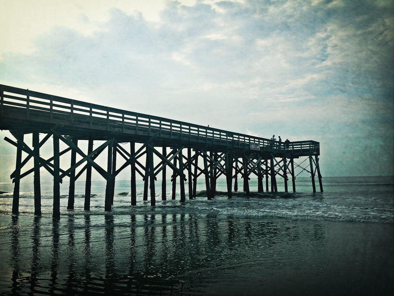 Water Reflections Pier EyeEm Best Shots