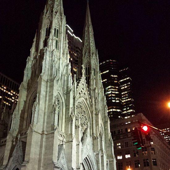 Nycskyline  Nycprimeshot Stpatrickscathedral Church Nyclovesnyc NYC