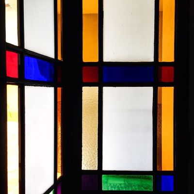 Still waiting..#mondrian in #scandiano #igersreggioemilia #glass #interiors #lifelessordinary