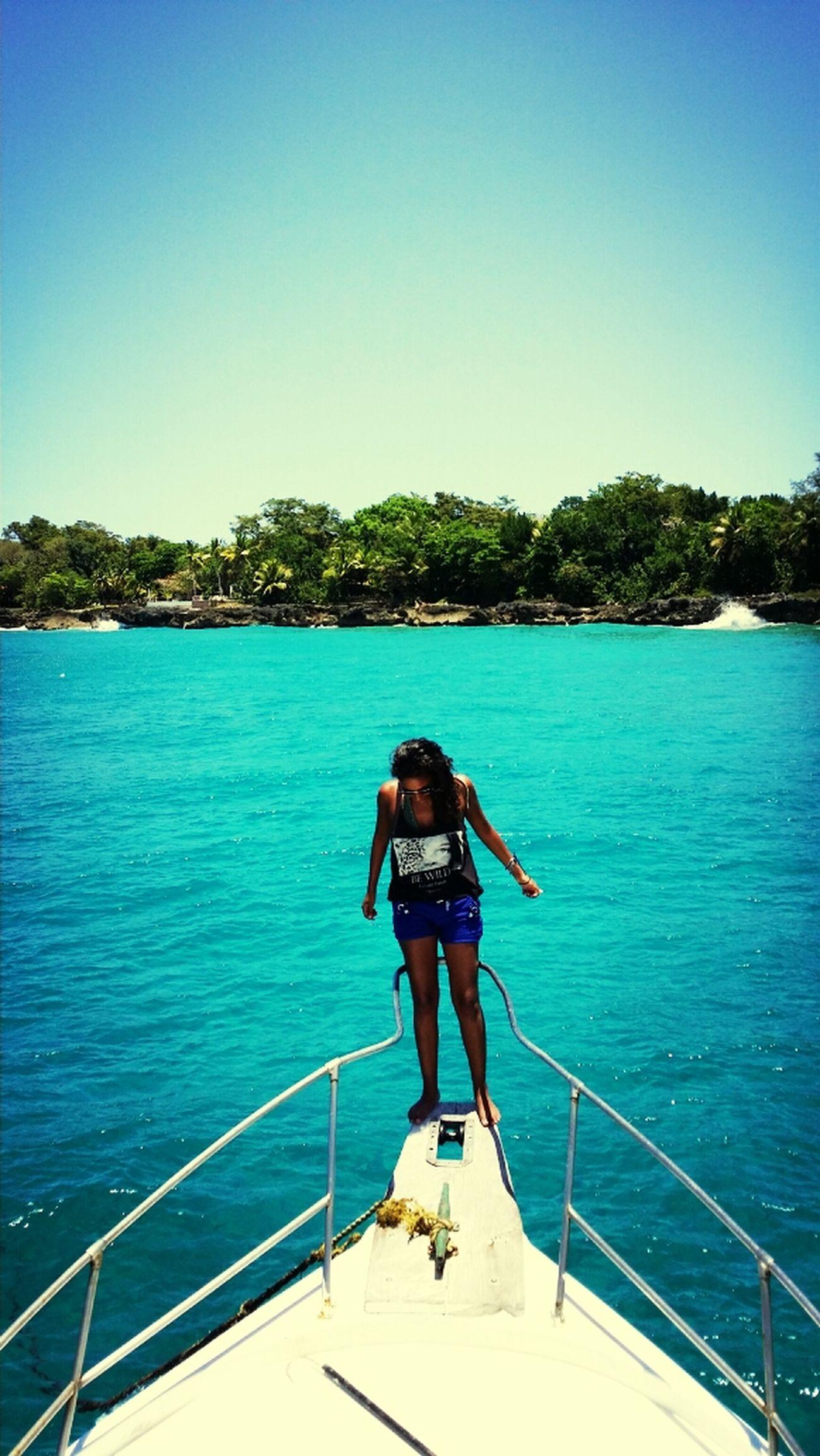 Dominican Republic Traveling Disfrutando De La Vida Paradise
