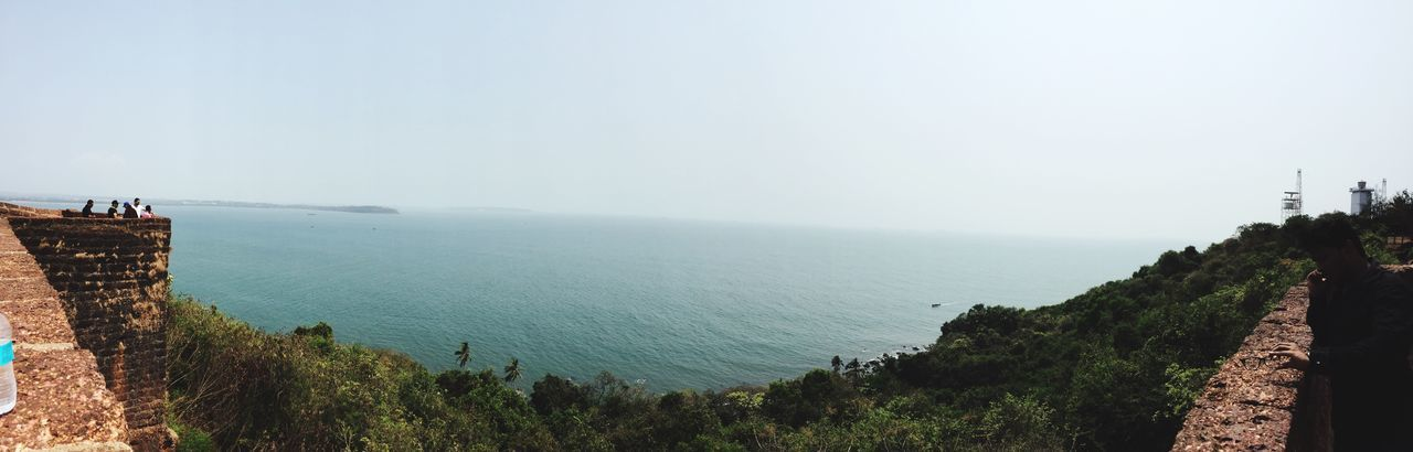 Panorama Goa Sea And Sky Hanging Out Hello World Check This Out Relaxing Taking Photos Cheese! That's Me Enjoying Life Hi!