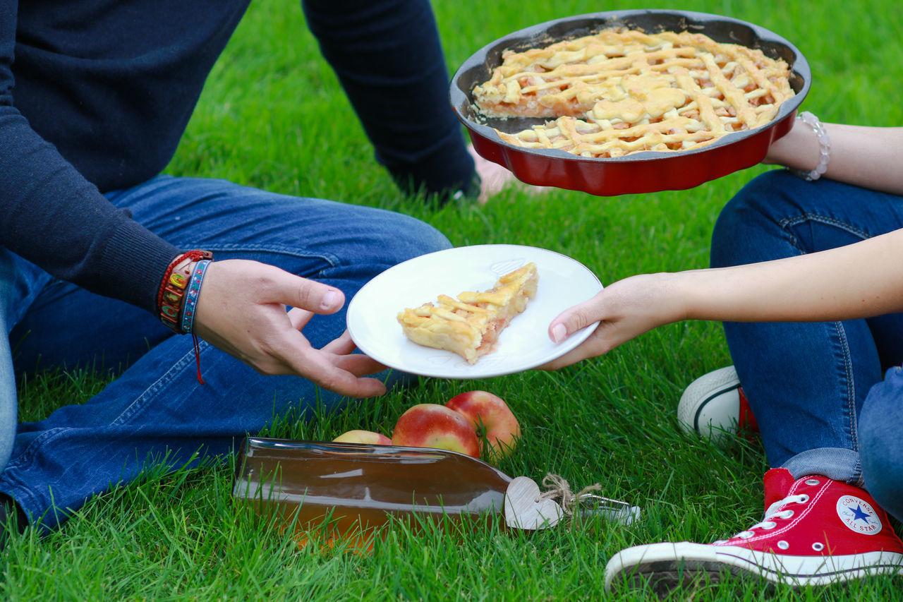 Apple Apple Pie Apple Tart Autumn Pie Piknik Tart First Eyeem Photo