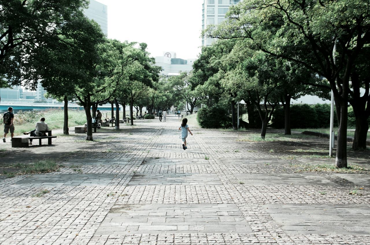 Beautiful stock photos of japan, Childhood, Cobblestone, Day, Elementary Age