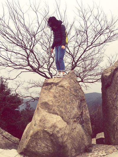 Everything In Its Place Yangtaishan Hikingadventures Young Women Youth Of Today