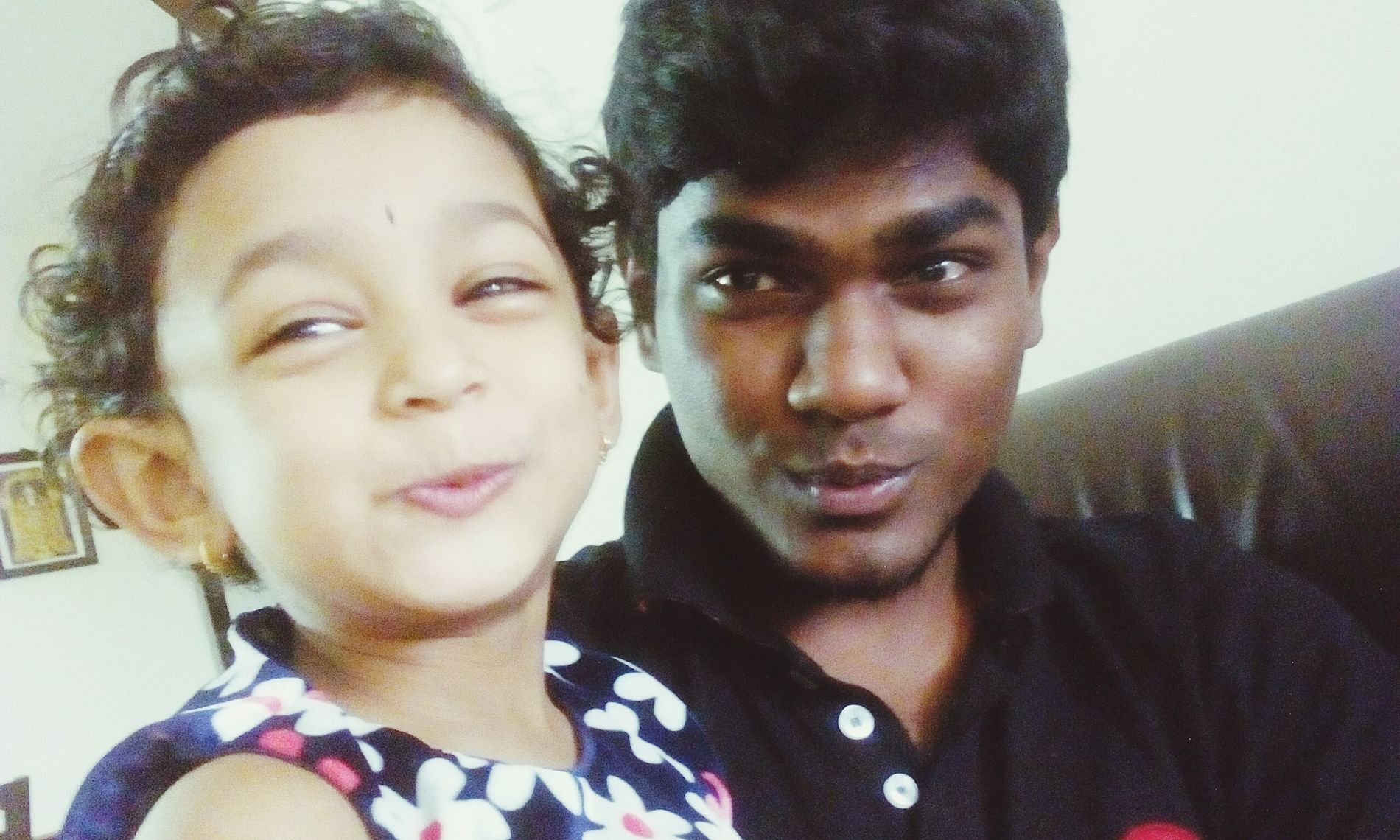 Niece Love😘 Family Time Princess Of My Home😊