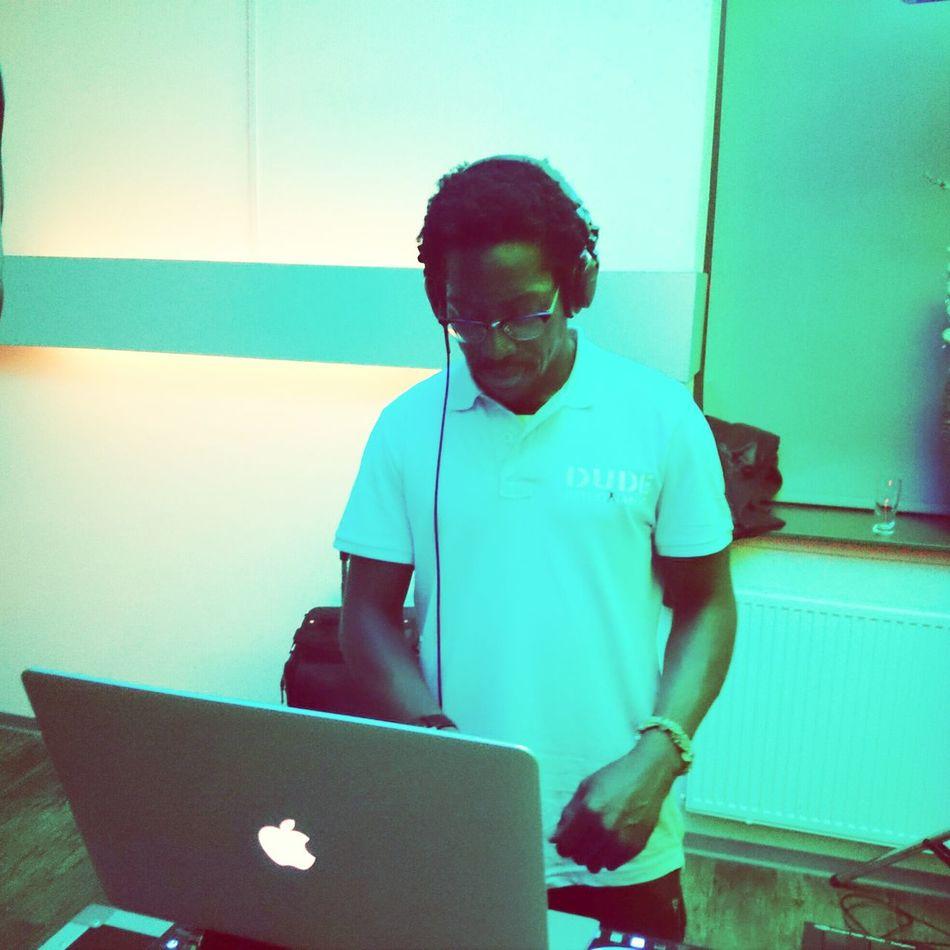 Salsa DJ's Dude