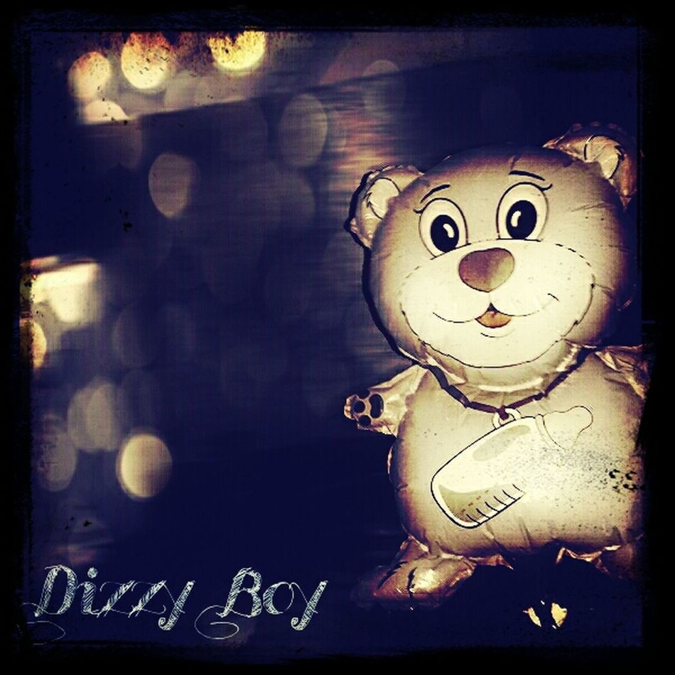 hmm ,, litle buble bear :) Hanging Out Taking Photos Homepict