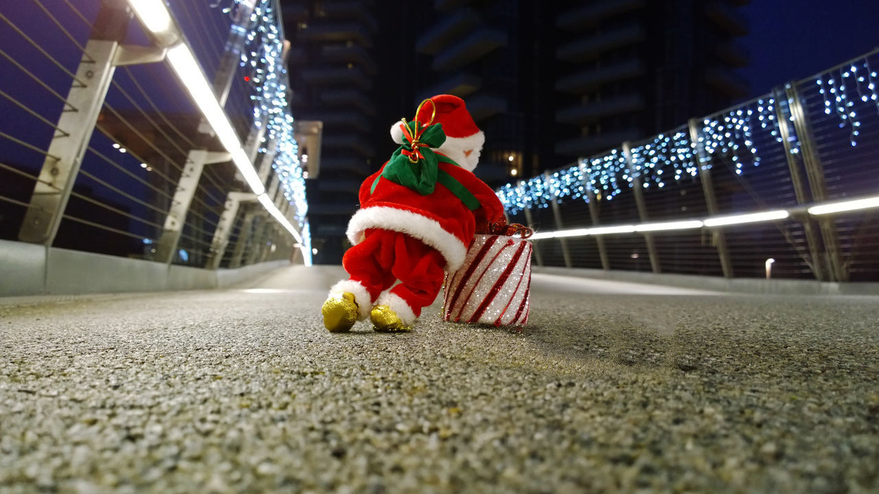 Beautiful stock photos of santa claus,  Building Exterior,  Built Structure,  Christmas,  Christmas Decoration