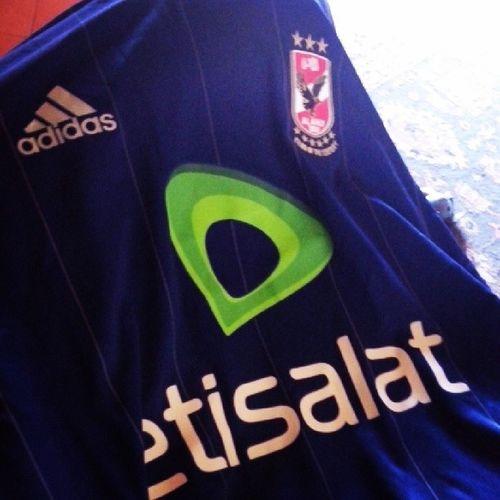 Al ahly t-shirt :D