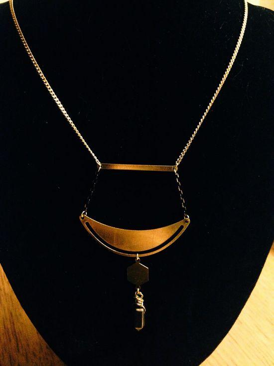 Bullet Qzlab Jewelry Designer Handmade Jewellery Necklace