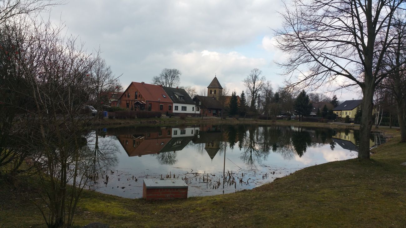 Bollersdorf Märkische Schweiz at Buckow near Berlin, Water Reflections Water Sea Sea And Sky View Nature Showcase March Nature Photography Check This Out That's Me Hanging Out Relaxing Taking Photos Hello World Cheese! Enjoying Life ohne Filter 2016