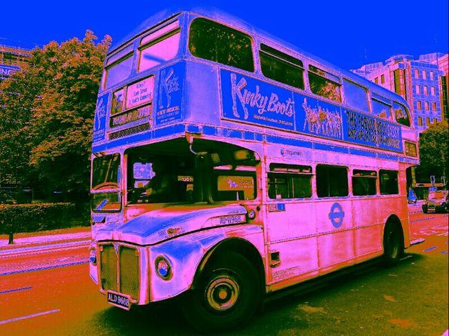 London Lifestyle City Outdoors Sky Horizontal Night Fire Engine No People Modern Art Gallery Bestoftheday London Bus