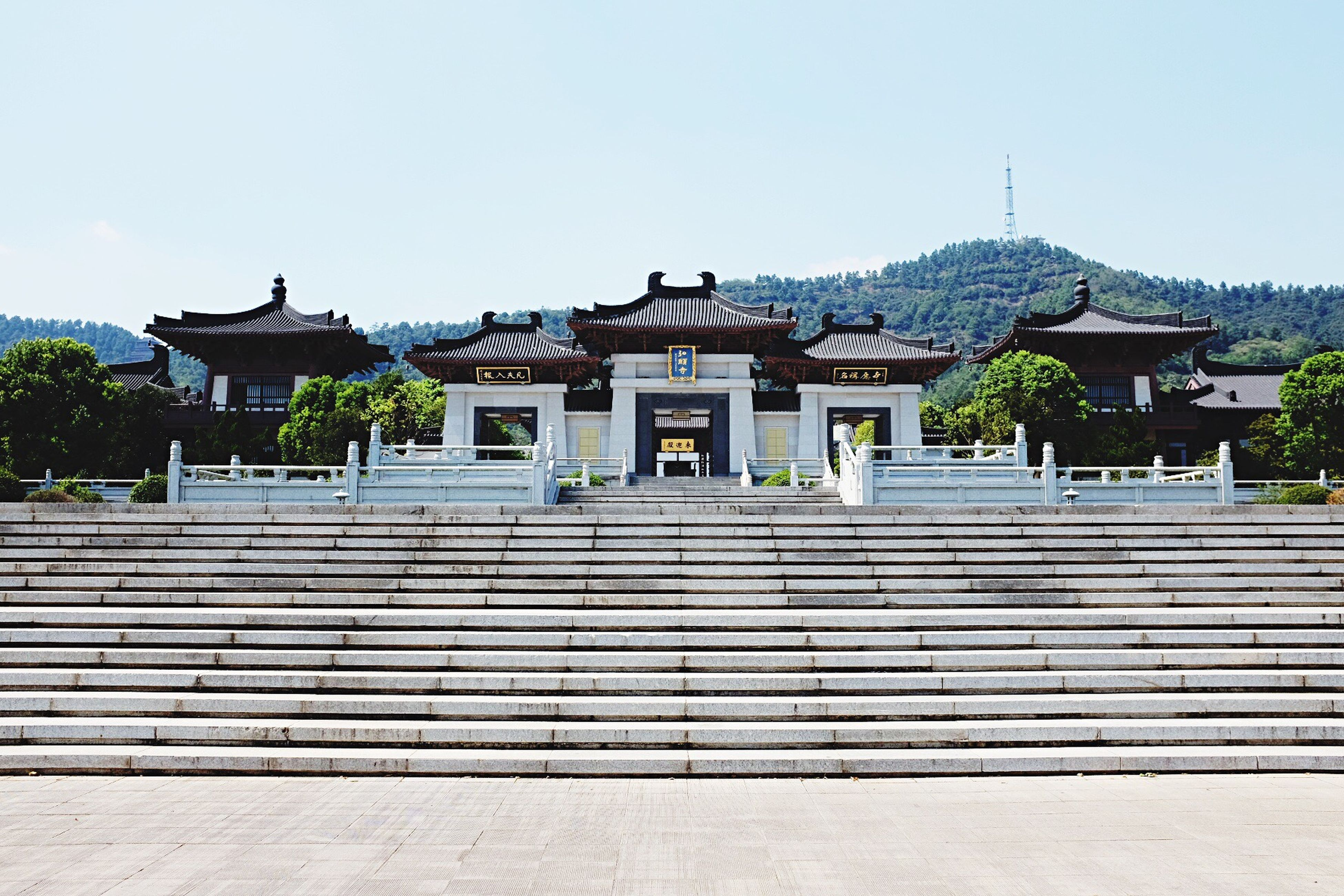 Hong Yuan Temple Buddhist Temple Jingting Mountain