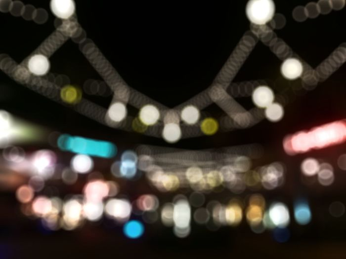 Not From My Balcony :) Bokeh Night Lights Lights