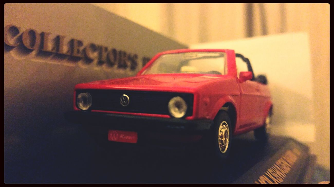 My volkswagen cabriolet diecast model ♡ Volkswagen VW Cabriolet Diecast
