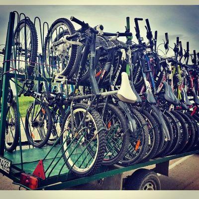 Bikes Freeride Trip Road sundaymorning