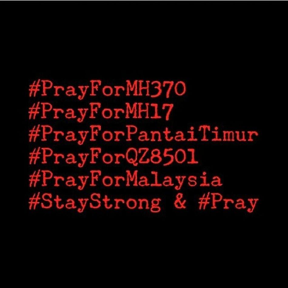 Pray4mh17 Pray4mh370 Pray4pantaitimur Pray4QZ8501 ?