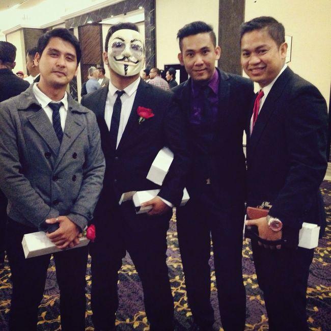 Annualdinner MajesticHotel Kuala Lumpur